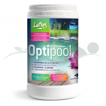 Bactéries de filtration Optipool